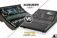 Allen and Heath Sq5 VS Midas M32r