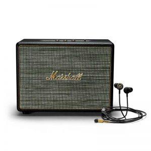 Marshall Woburn + Mode EQ Bundle Set (Black)