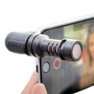 ไมโครโฟนมือถือ (Smartphone Mic)