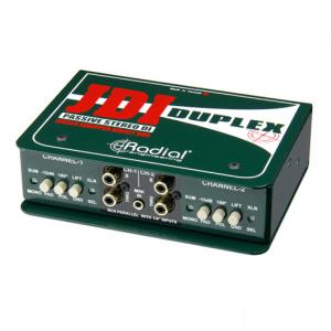 D.I. BOX