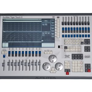 Avolites Tiger Touch II Control