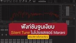 How to silent tune tune marani