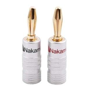 Nakamichi N8 Banana jack